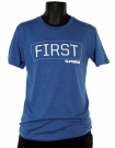 First Tee Royal Blue