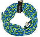Floating 2-person Tube Rope Blue